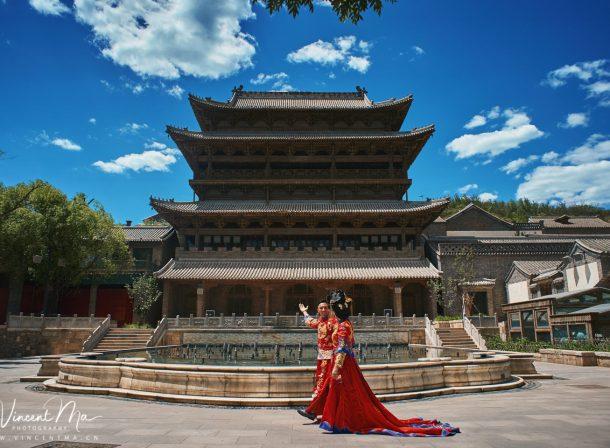 北京古风写真 北京约拍 古北水镇