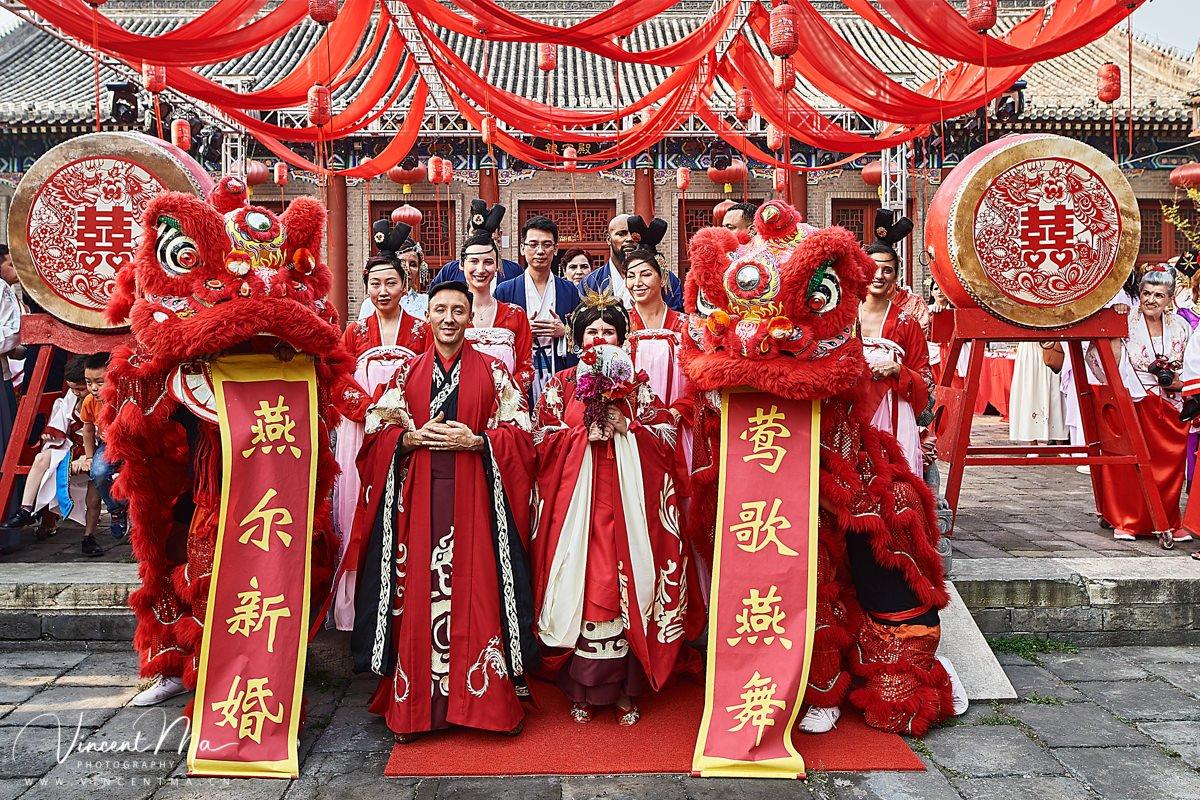 北京郡王府 中式古装婚礼 古装婚礼 婚礼摄影 Beijing wedding photographer