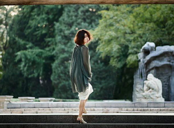 Beijing lifestyle portrait北京写真约拍 人定湖